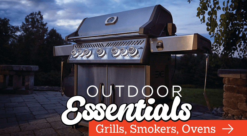 Grills, Smokers, Ovens