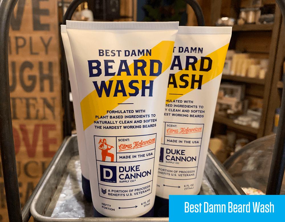Best Damn Bear Wash