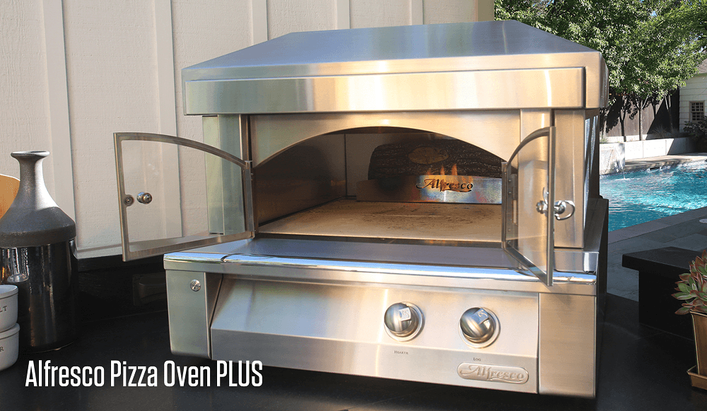 Alfresco Pizza Oven Plus