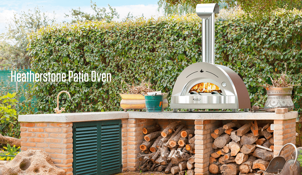 Heatherstone Patio Oven