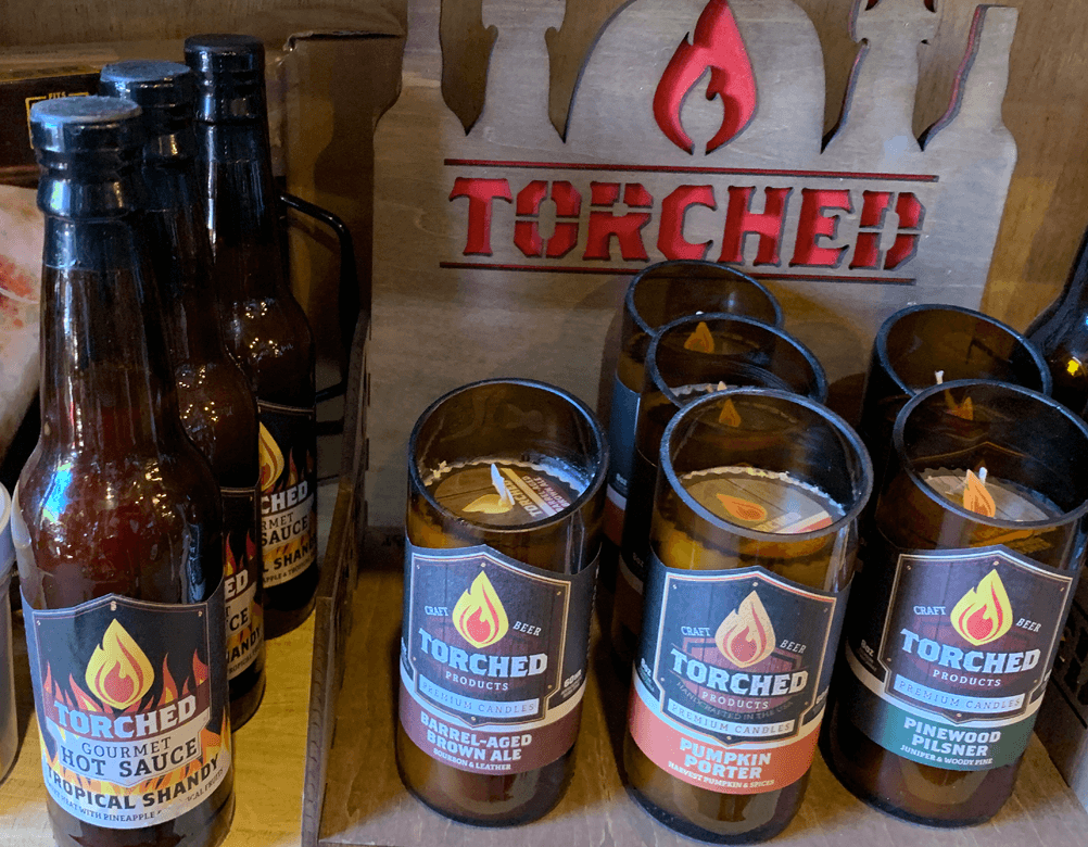photo of barbecue sauces