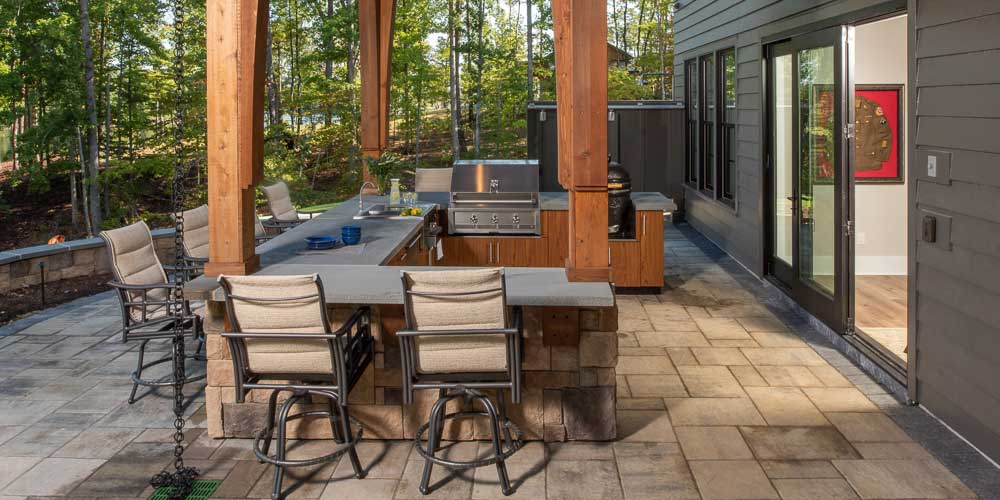 Danver Outdoor Kitchen Hyko Lake