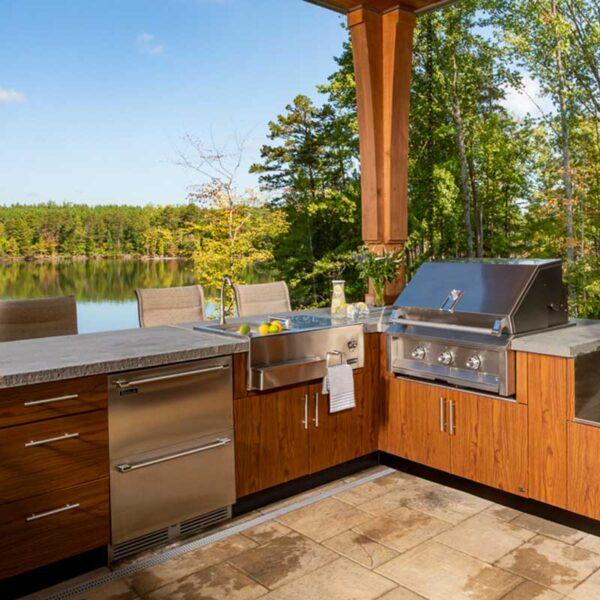 Danver Custom Outdoor Kitchen SM