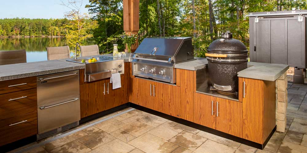 Danver Outdoor Kitchen Hyko