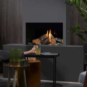 Element4 Summom Gas Fireplace