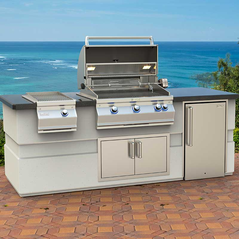 Fire Magic Lifestyle A660i Aurora Built In Grill