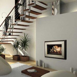 FireplaceX® 564 TRV 25K Gas Fireplace