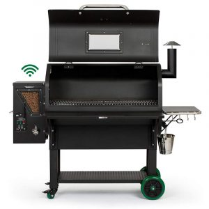 Green Mountain Pellet Grills Jim Bowie