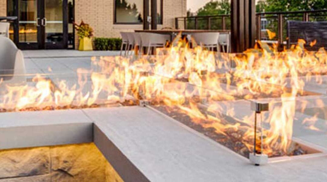 Winterizing Your Outdoor Fire Features
