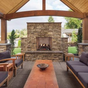 Isokern Outdoor FireplaceSM