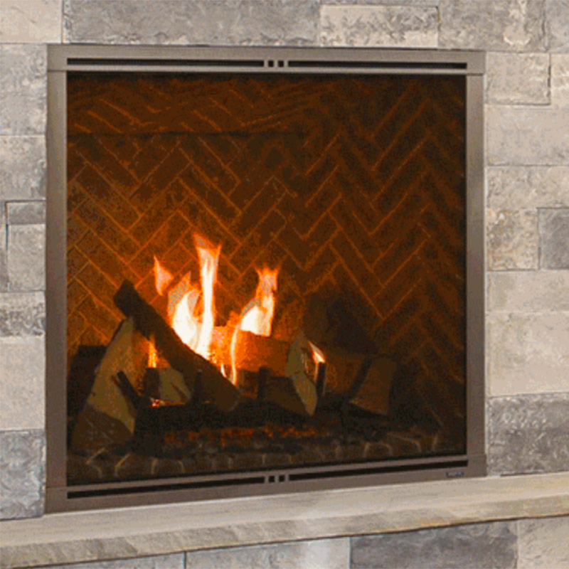 Majestic Marquis Ii Gas Fireplace, How To Use A Majestic Fireplace