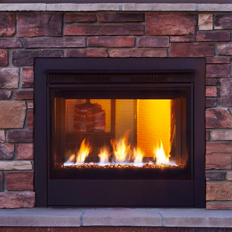 Majestic Twilight Modern Indoor Outdoor, How To Use A Majestic Fireplace