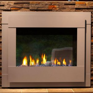 Majestic Twilight In Out See Thru Gas Fireplace