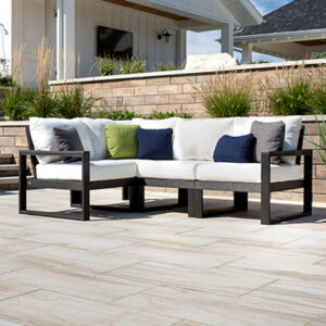 Polywood Edge Collection Deep Seating