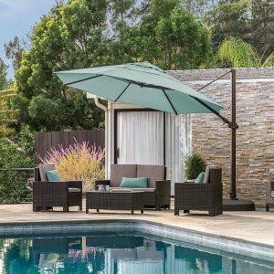 Treasure Garden Cantilever Umbrella