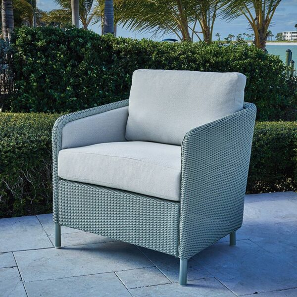 Visions-Lounge Chair SeaGlass