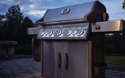 Outdoor Entertaining Starts with a Smokin' Hot BBF*