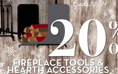 Fireplace Tools & Hearth Accessories