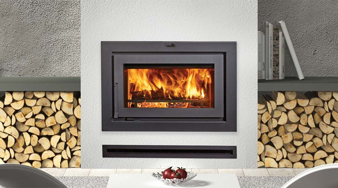 FPX's 42 Apex Wood Burning Fireplace