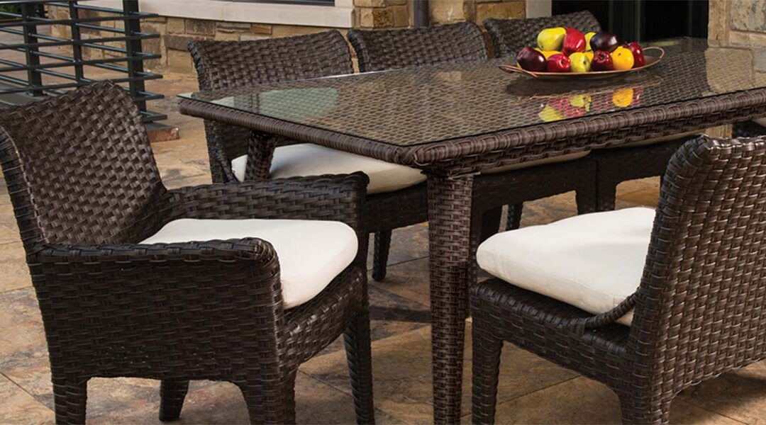 Bring a stylish flair to your outdoor space.