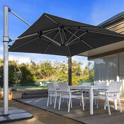 Frankford Cantilever Aurora Umbrella