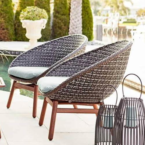 photo of Jensen Leisure outdoor seating set