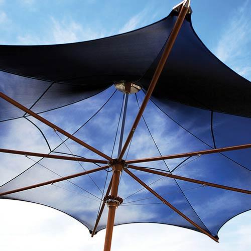 photo of sun umbrella