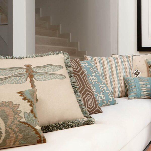 Elaine Smith Outdoor Pillows