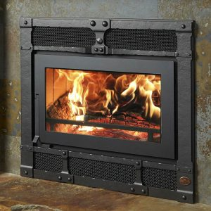 photo of 42 Apex wood fireplace
