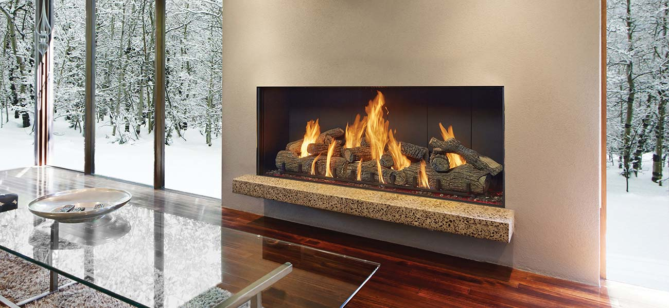 photo of DaVinci fireplace