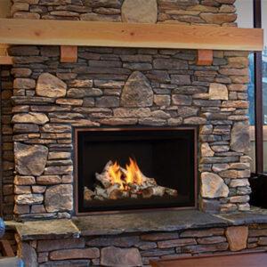 Mendota Timberline FV36 Gas Fireplace