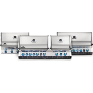 Napoleon Built In Prestige Pro Series Gas Grills