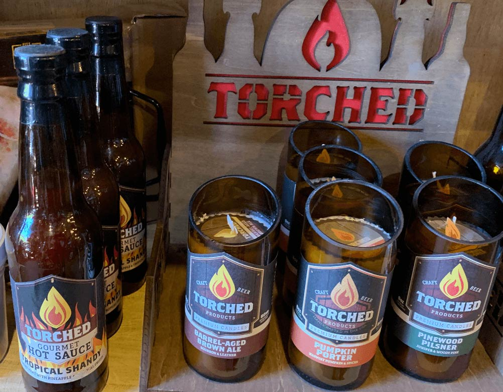 photo of Torched BBQ Sauce